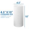 Puretec PX05MP1 Polyspun Sediment Water Filter Cartridge 4.5 x 10 inch 5 Micron