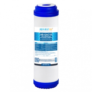 GAC Granular Activated Carbon Water Filter Cartridge 10 x 2.5 Inch