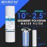 Aqua Blue H20 Sediment filter 10