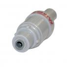 "Apex Filtamate FMP 350 KPA Pressure Limiting Valve (PLV) plastic with 3/8"" tube ports"
