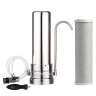 Stainless Steel Counter Top Drinking Water Filter System with CTO Coconut Shell Carbon Block Filter