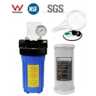 10Inch Big Blue Whole House Water System with Sediment Polyspun Filter 10 Micron