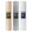 """20""""X4.5"""" Replacement Cartridge Pack - PP Sediment supported with NANO-ZINC, Activated Carbon Block, Sediment Filter"""