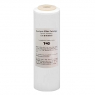 Omnipure OCB934 RO T40 5 MIC Water Filter Replacement Cartridge 10""