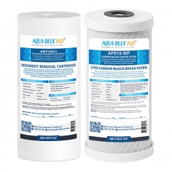 Whole House Dual Water replacement filter