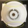 """2x Omnipure ELF Carbon Block with Phosphate 12.7"""" ELF-10M-P"""