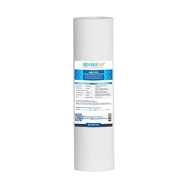 "10""  Polypropylene Sediment Cartridge AB-SEDI"
