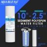 """Puretec 10""""  Meltblown Polypropylene Sediment Cartridge  Compatible  model"""