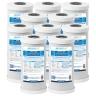 Aquapure AP815 5 Micron 10 X 4.5  Whole House CTO  Carbon Filter