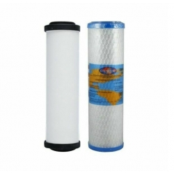 Doulton Twin Under Sink Replacement Filter Set OMB934-1MICRON FILTER