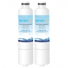 2x DA29-00020A/B or Aqua Blue Fridge Filters for Samsung French door and Side by Side Fridge