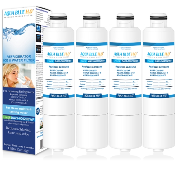 4x Samsung Fridge Filters compatible DA29-00020B