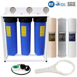 """20"""" Whole house water filter system  Bacteria removal  suitable for Rainwater tank or main water"""