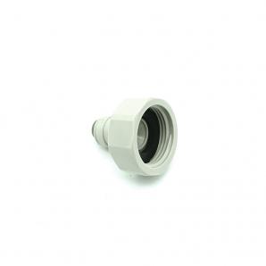 John Guest Grey Acetal Fittngs Tap Adaptor BSP Thread CI320816S  1/4 x 3/4
