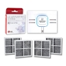 LG LT120F Air Purifying Fresh Replacement Air Filter ADQ73214404