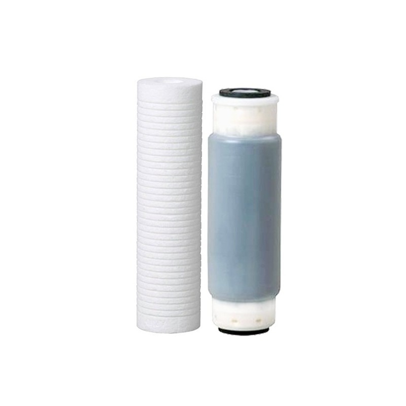 3M Aqua-Pure AP12S Replacement Filter Set 5 Micron AP110 + AP117 10""