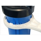 10-inch Water Filter Canister Housing Wrench White