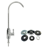 Faucet M Drinking Water Filter Tap Chrome Plated faucets round handle