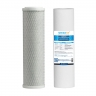 Twin Caravan & RV Water Filter System with Sediment & Carbon Filter