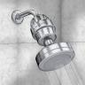 AQUA BLUE H20 High Output Chlorine Removing Showerhead Filtration System