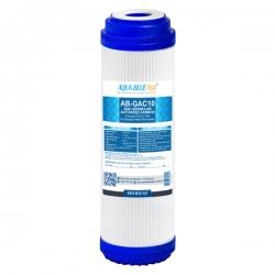 AQUA BLUE H20 GAC High flow  Carbon Cartridge Fits  AP117 GC051 AB-GAC