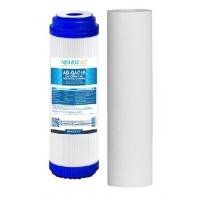 GAC Carbon Water Filter Replacement GA051 with Polyspun Sediment Water Filter