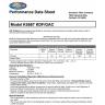 "Omnipure K5567 JJ GAC & KDF 1/2lb Water Filter 2.5"" x 10"""