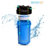 """20"""" x 4.5"""" Whole House Big Blue Pleated Sediment Water Filter Replacement Cartridge for Rain Water Tank or Wholehouse"""