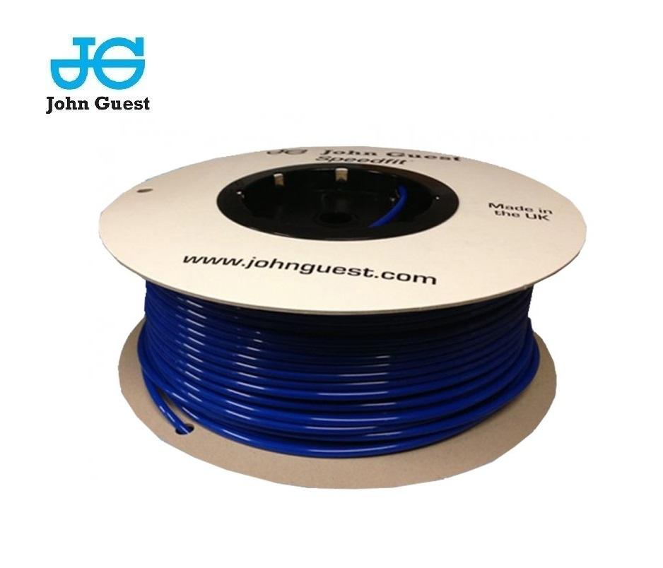 "John Guest 1/2"" Hose Tubing High Pressure Blue 76 Metre Whole Roll"