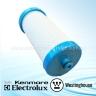 3x Aqua Blue H2O Westinghouse, Electrolux 1438545 Fridge Water Filter - 218904501 WF1CB−WF