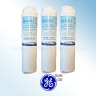 3x AQUA BLUE H2O MSWF-WF FOR GE MSWF FRIDGE WATER FILTER COMPATIBLE REPLACEMENT