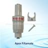 "Apex 350 KPA Pressure Limiting Valve (PLV) plastic with 1/4"" tube ports"