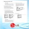 5x LG ADQ73613401 / LT800P Genuine Fridge Filter