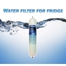 4x Water Filter Jumbo M-CL 10-C+2 Fitting, RF206C