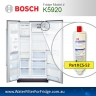 K3990 FRIDGE FILTER BOSCH CS-52 INTERNAL FRIDGE WATER FILTER CUNO 3M USA GENUINE
