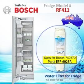 Bosch Fridge Model RF411 644845 644845 UltraClarity Fridge Filter for Bosch Replacement Filter EFF-6025A