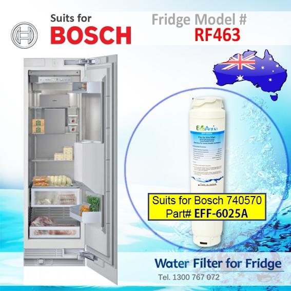 Bosch Fridge Model RF463 644845 644845 UltraClarity Fridge Filter for Bosch Replacement Filter EFF-6025A