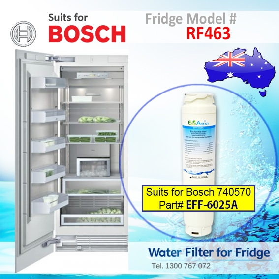 Bosch Fridge Model RF471 644845 644845 UltraClarity Fridge Filter for Bosch Replacement Filter EFF-6025A