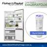 FISHER AND PAYKEL 836848 for E442BRXFDU2  GENUINE FRIDGE WATER FILTER