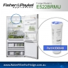 FISHER AND PAYKEL 836848 for E522BLXFDU4 GENUINE FRIDGE WATER FILTER