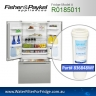 FISHER AND PAYKEL ES22B FRIDGE MODEL 836848/13040210 REPLACEMENT FILTER PART