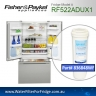 FISHER AND PAYKEL RF90A180DU FRIDGE MODEL 836848/13040210 REPLACEMENT FILTER PART