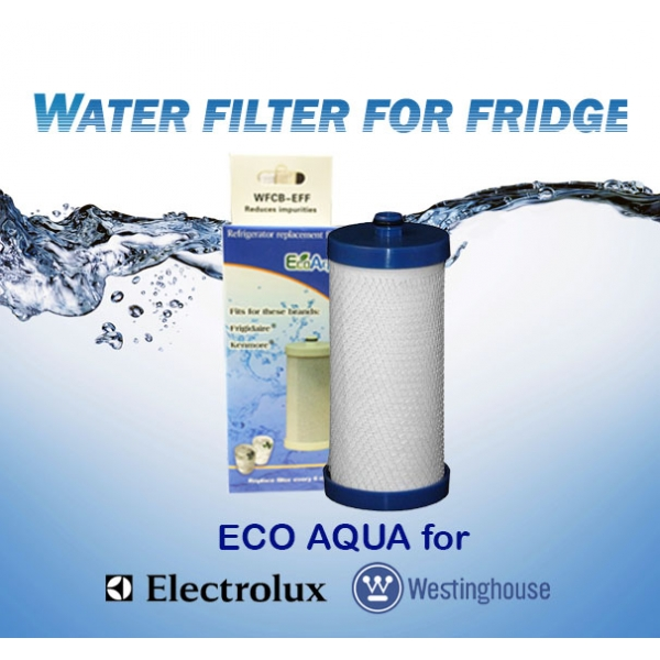 how to change water filter on westinghouse fridge