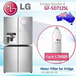 LG ADQ73613401, LT800P for GF-5D712SL