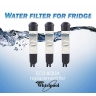 3x Replacement Fridge Water Filter for Whirlpool 4396841 Generic Replacement