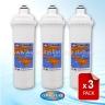 """3x Omnipure ELF Carbon Block with Phosphate 12.7"""" ELF-10M-P"""