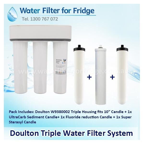 Sink Water Filter Lead Under Sink Water Filters Water