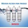 3X CS-52 Water Filter for Bosch / Neff / Siemens & Abode