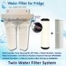 Caravan Water Filter System | RV water filter twin type Doulton Omnipure Set