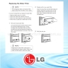 LG ADQ73613401, LT800P GENUINE FRIDGE FILTER